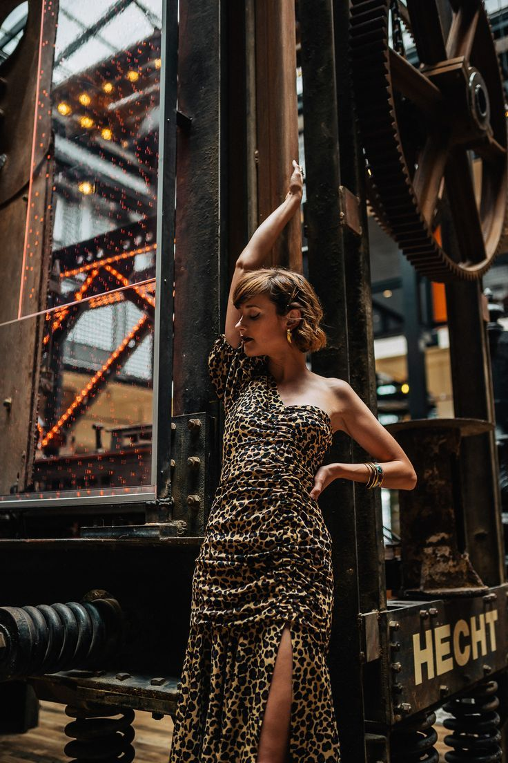 a gamechanging leopard dress Leopard dress, Dresses