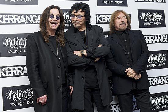 Black Sabbath confirma novo disco para junho