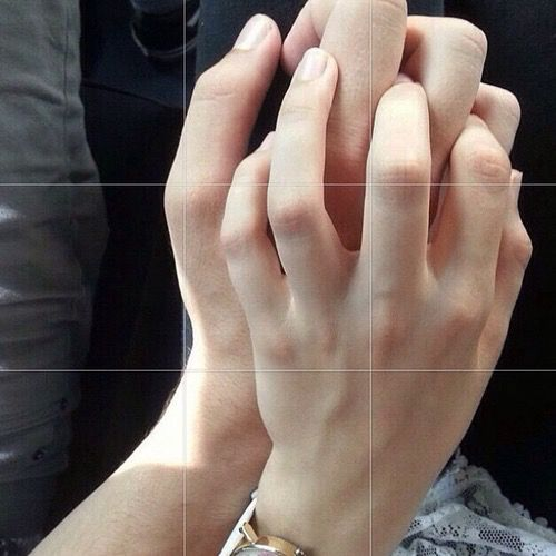 Cheating Relationship Holding Hands