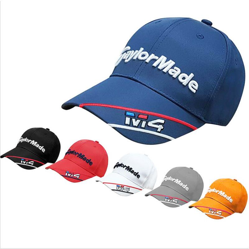 New Golf Baseball Cap TaylorMade M4 Embroidery Casual Strapback Adjustable  Hat  fashion  clothing  shoes  accessories  mensaccessories  hats (ebay  link) 6436fcb2305