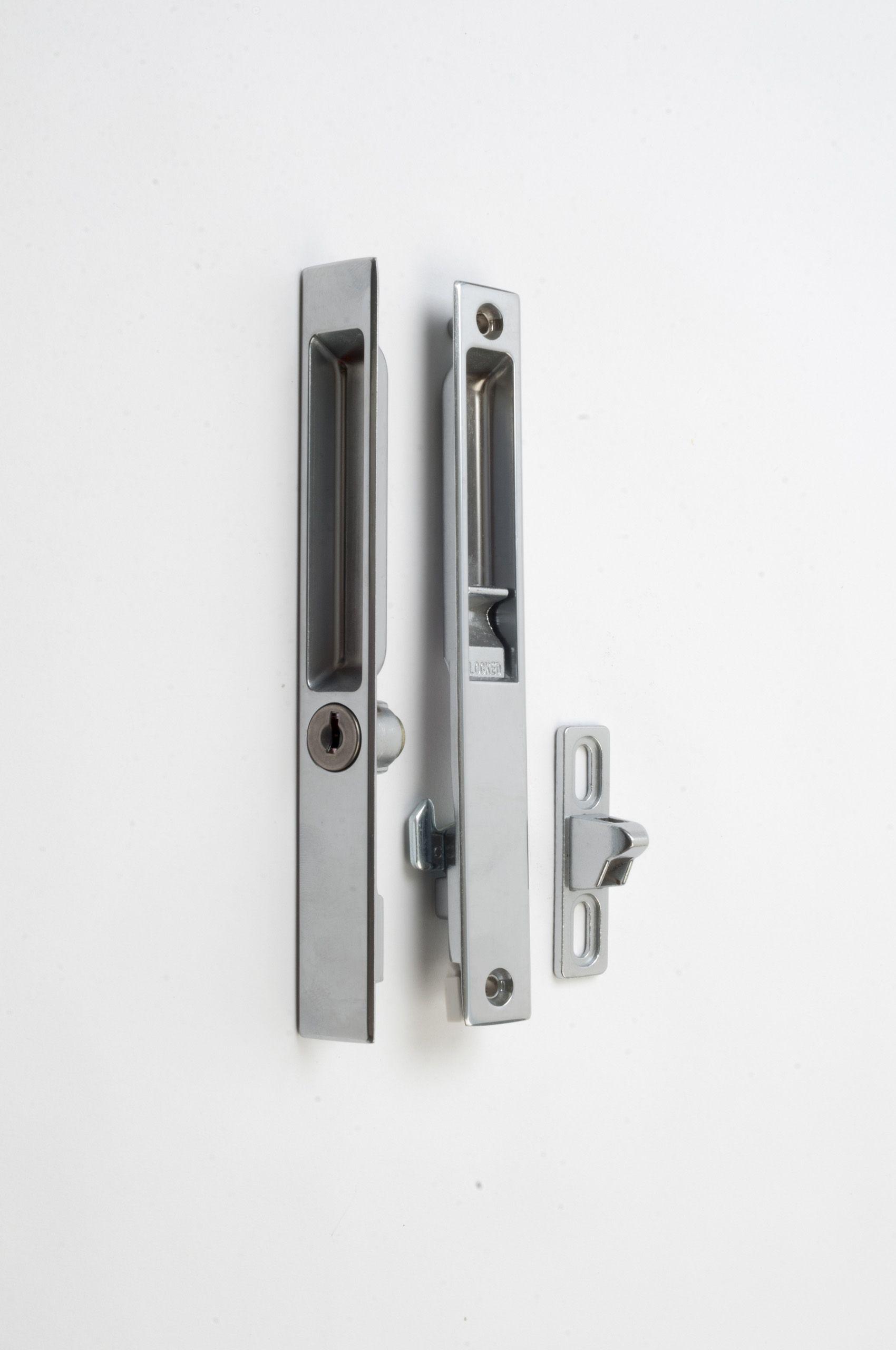 Exterior Sliding Door Lock