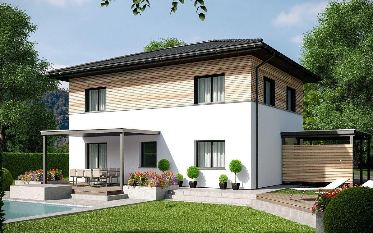 Fertigteilhaus walmdach  romberger-fertighaus-Walm01-1200x750.jpg 1.200×750 Pixel | Häuser ...