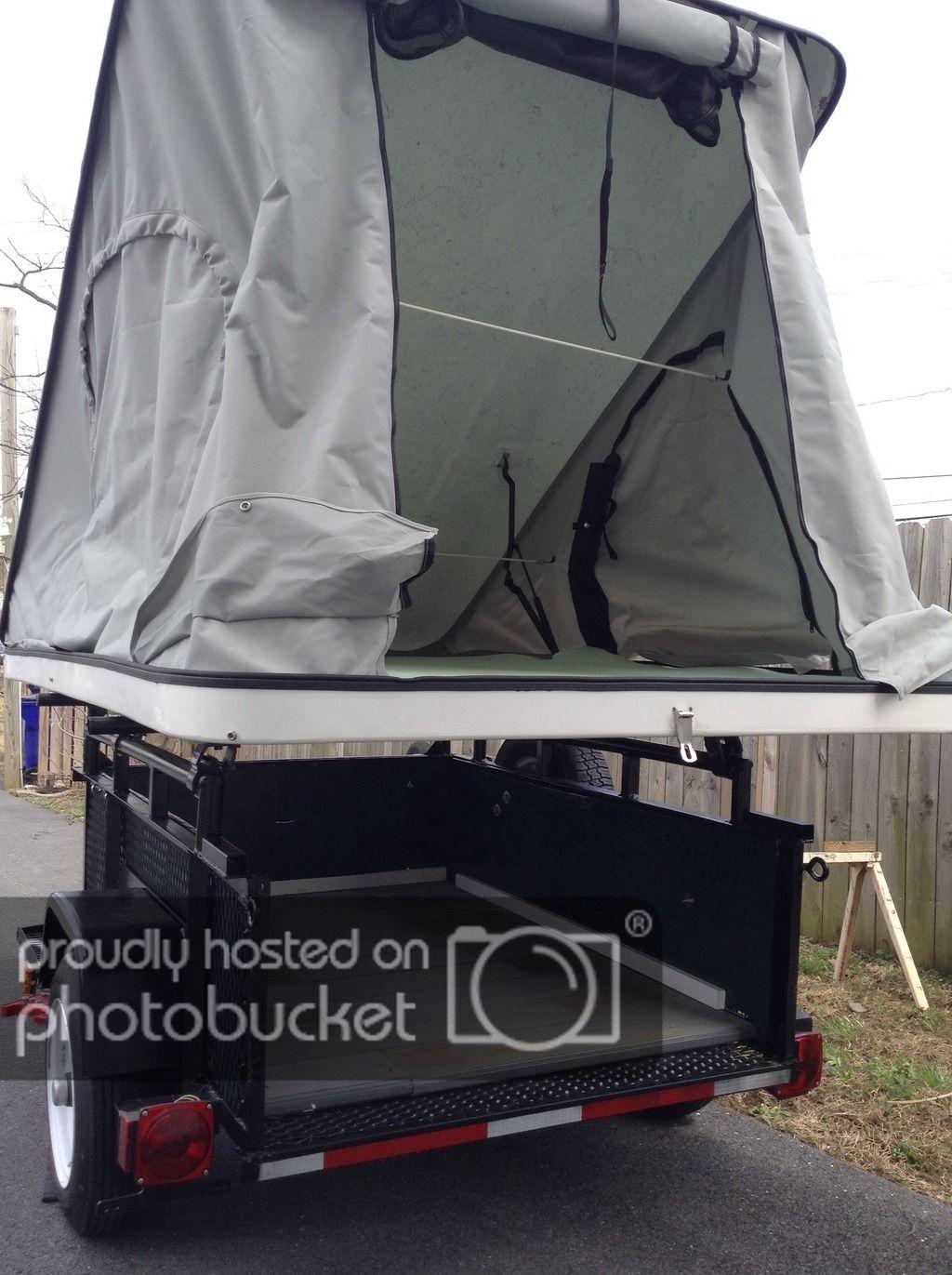 Customized utility trailer on a budget utility trailer