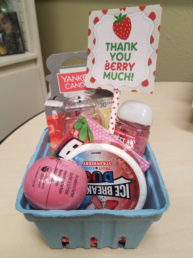 Gifts For Employees For Christmas.Thank You Gift For Employee Staff Teacher Thank You Berry