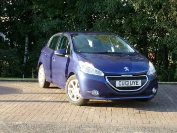 41 Used Peugeot 208 cars for sale in the UK   Arnold Clark   Cars ...