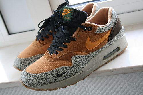 best authentic 45d38 1f31a Air max Safari Air Max 1, Nike Air Max 87, Air Max Sneakers,