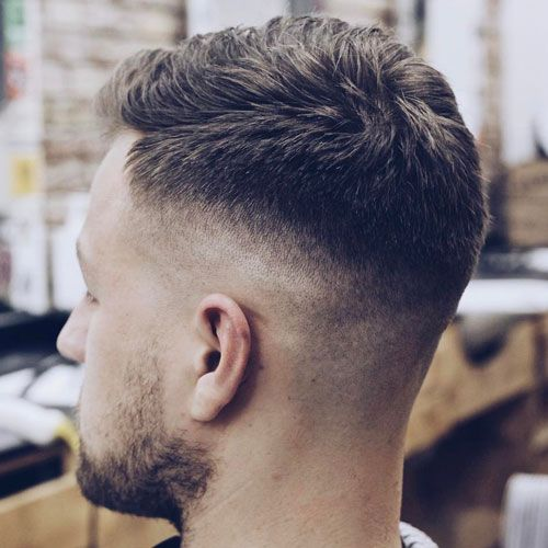 17+ Mid fade vs high fade information