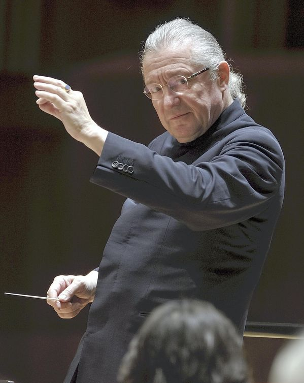 Cambreling realizes dream of full 'Tristan' in concert - The Japan News