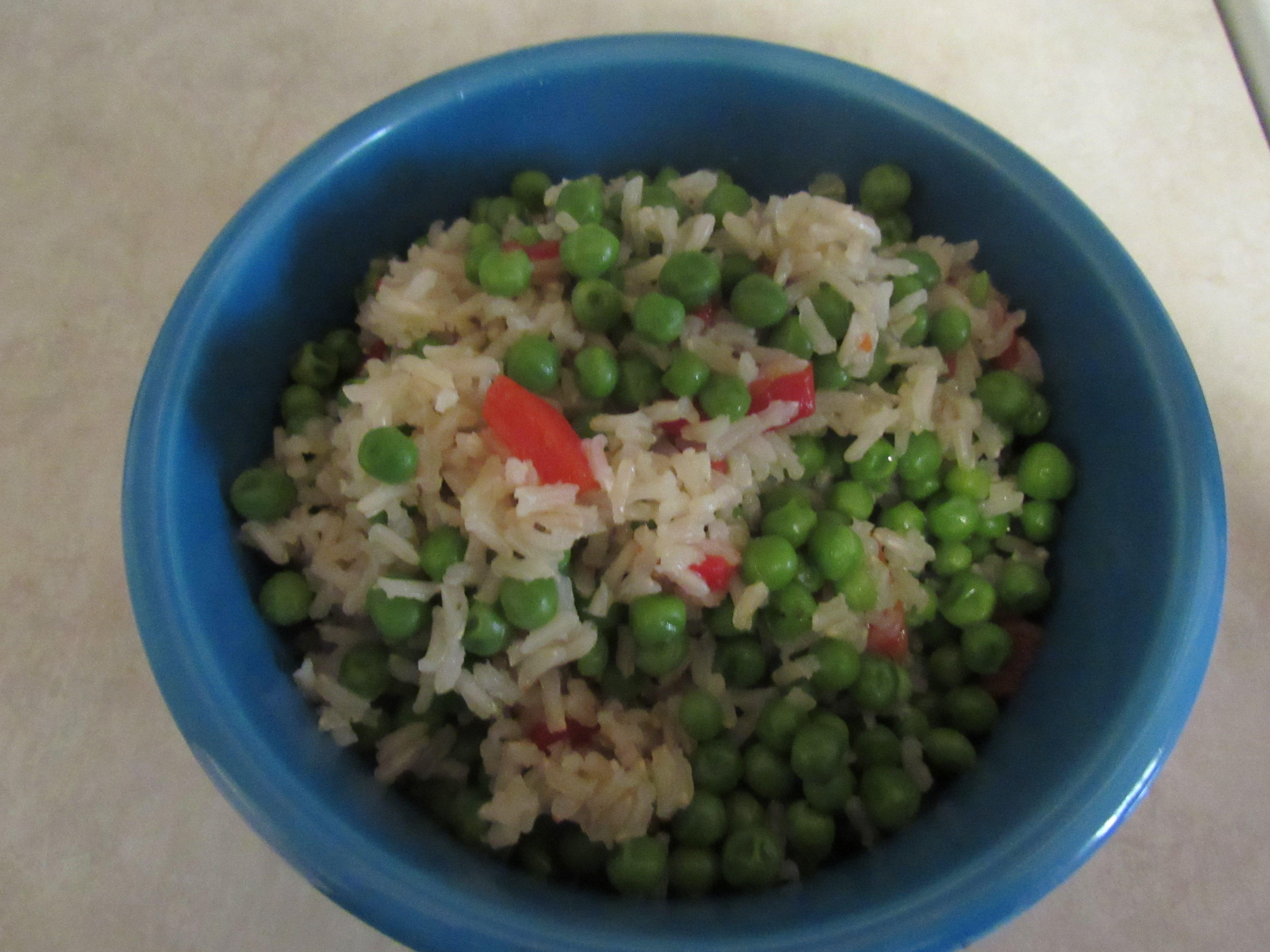 Holiday Peas Amp Rice Recipe