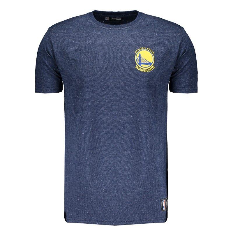 30eac6c17fccc Camiseta New Era NBA Golden State Warriors Arabesco Somente na FutFanatics  você compra agora Camiseta New