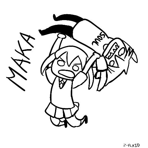 Maka, Soul (Soul Eater)