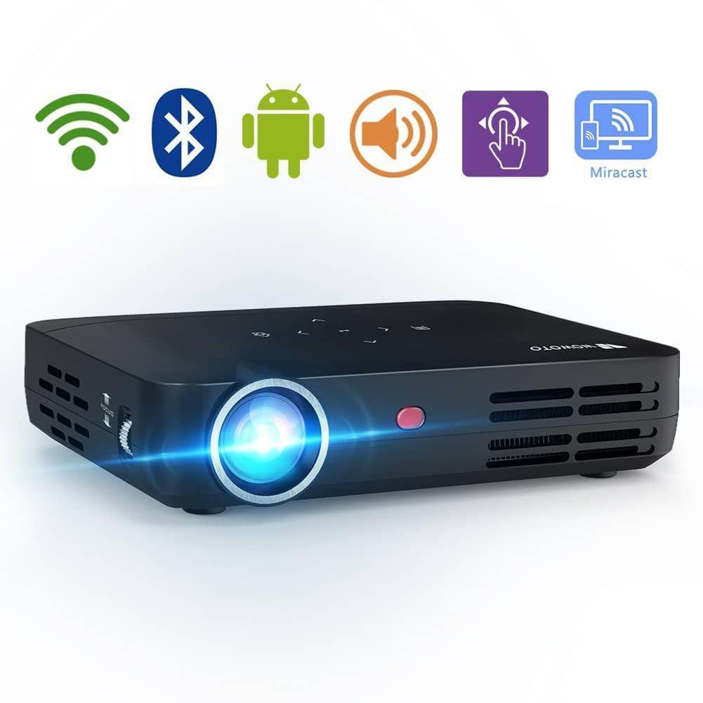 Top 10 Best Mini Projectors In 2020 Hqreview Best Projector Mini Projectors Projector