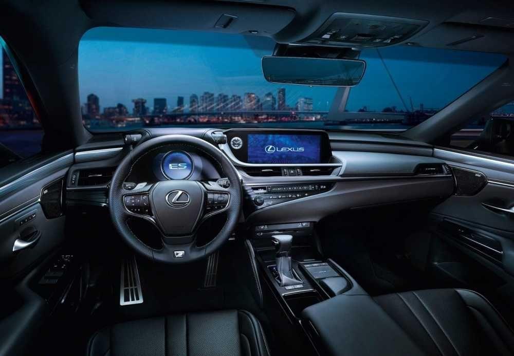 2021 Lexus Es 350 Mpg Concept In 2020 Lexus Es Lexus Lexus Interior