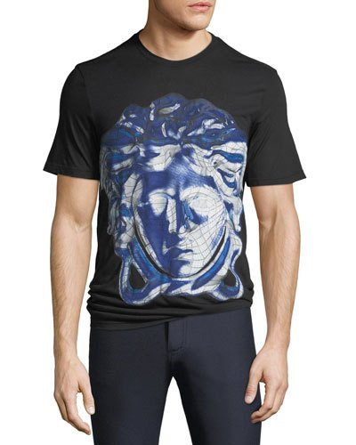 48e3a01d1 Versace Men's Medusa Head Graphic T-Shirt | Products | Versace ...