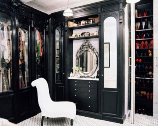 18 Fascinating Cool Closet Designs Photograph Ideas