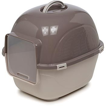 High Quality Petco Enclosed Pearl Cat Litter Box