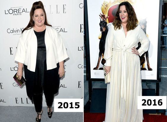 c7b9ea577a1 Doctor Oz - Melissa McCarthy Reveals Her Weight Loss Secret