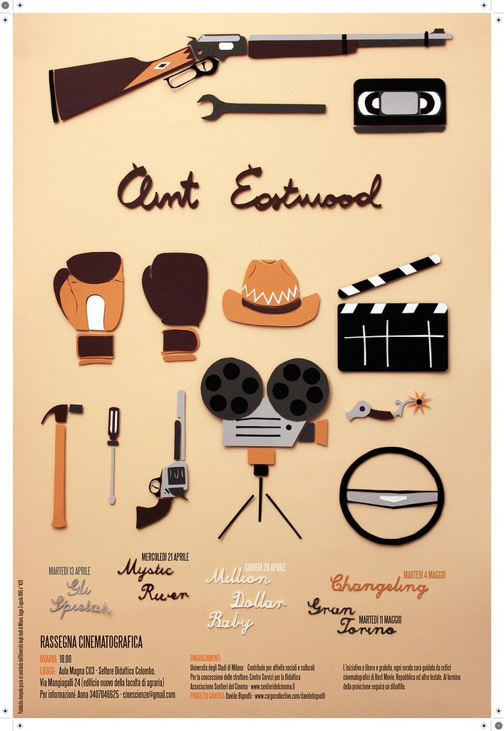 clint eastwood movie poster glut227o digital pinterest