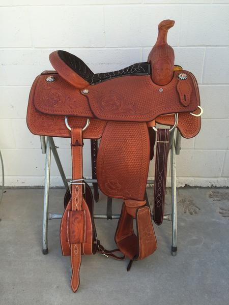 Csr 111 Corriente Team Roping Saddle Roping Saddles Team Roping Leather
