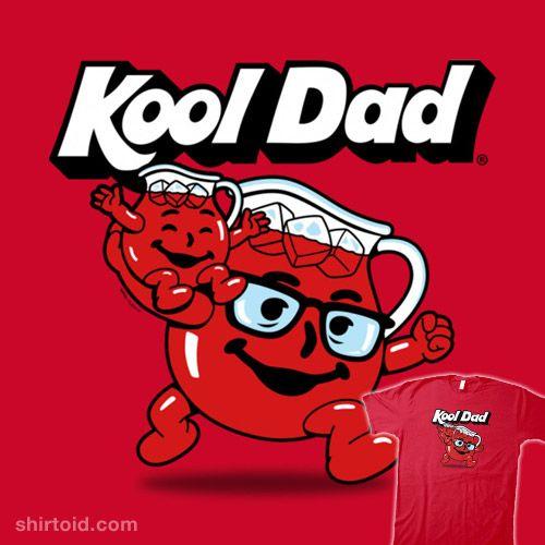 Kool Dad In 2020 Dads Kool Aid Man Mario Characters