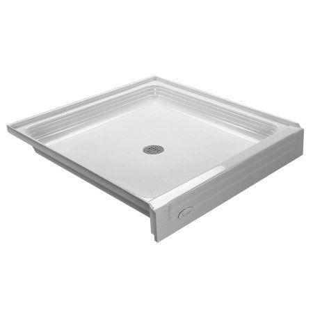 Proflo Pfsb5434 Shower Pan Shower Installation Shower Pans Bases