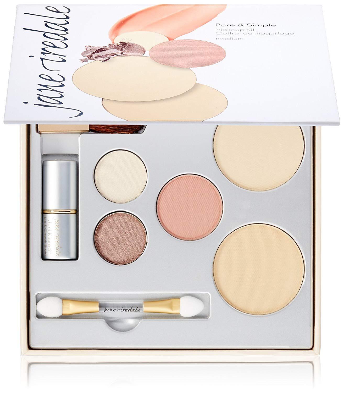 jane iredale Pure amp; Simple Makeup Kit, Medium.40 oz