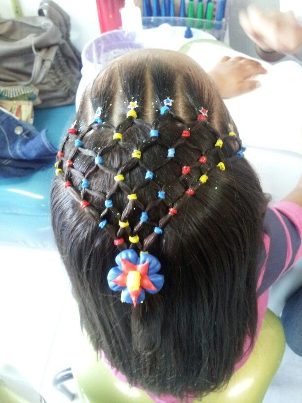 Peinado Malla Ni 241 As Peinado Para Ni 241 As Hair Beauty Y