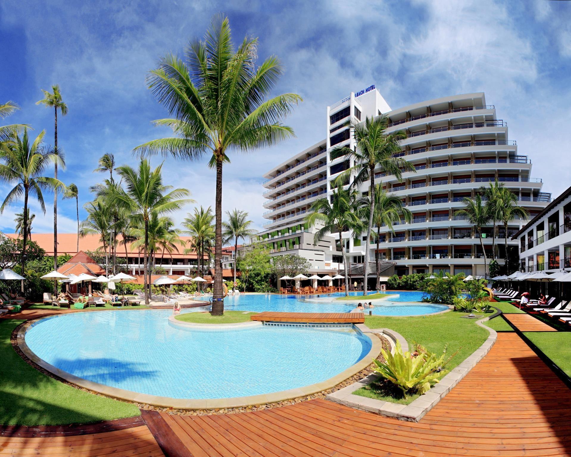 Phuket Patong Beach Hotel Thailand Asia Ideally