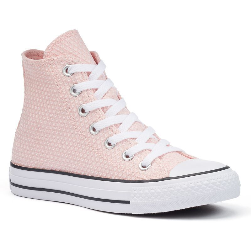 a8a17c2bcae7 Women s Converse Chuck Taylor All Star Knit High-Top Sneakers ...