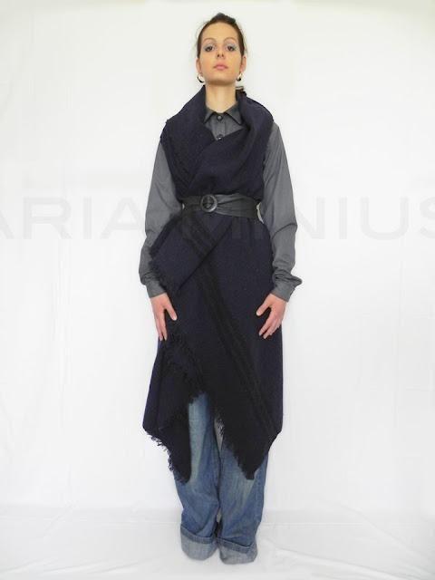 da coperta a cappotto