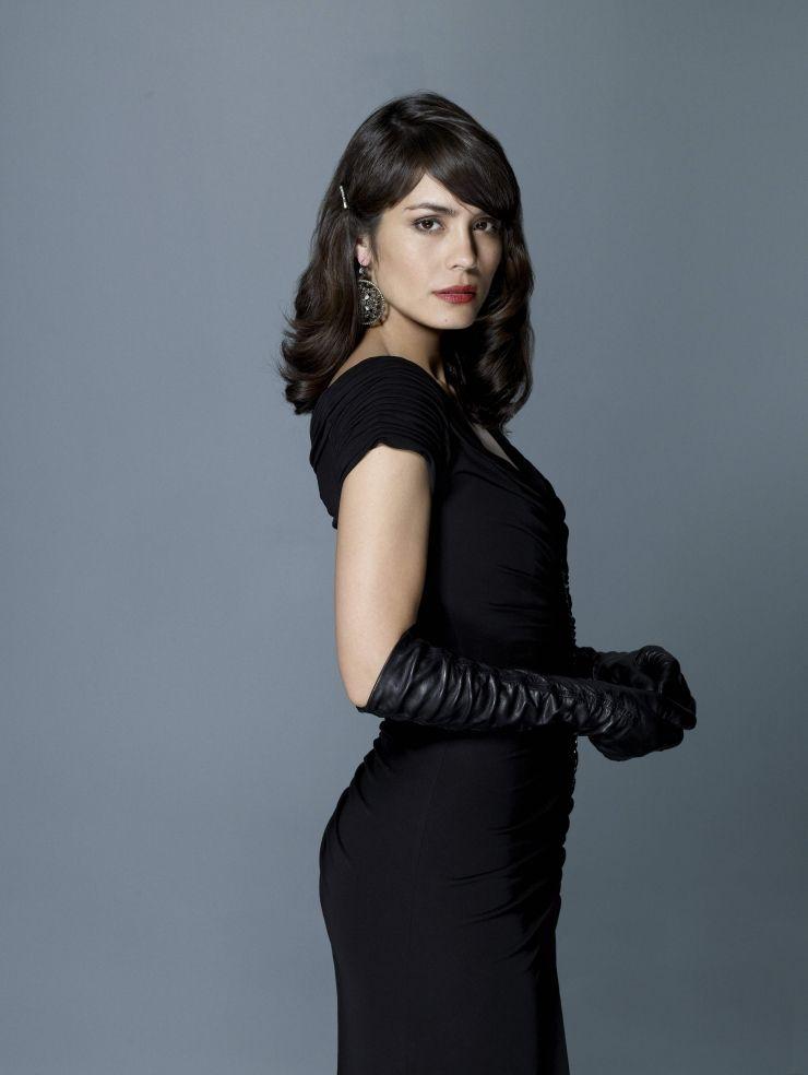 Shannyn Sossamon Black Gloves Fashion Photography Jpg 740 984