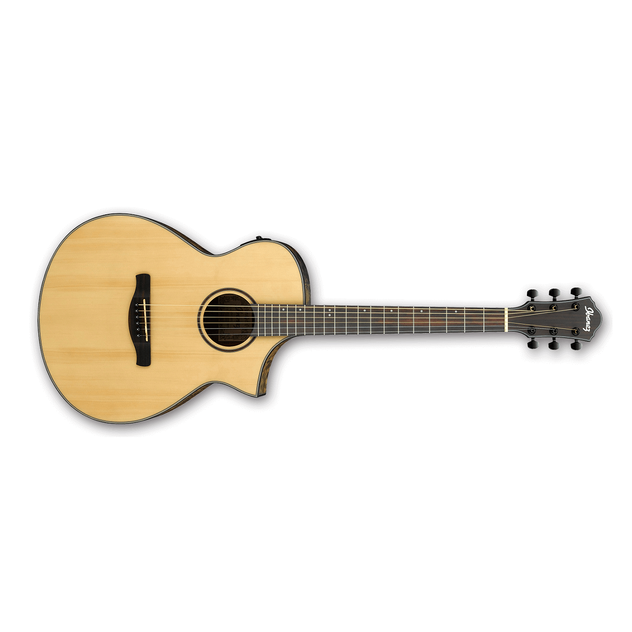 Ibanez Aewc24mblg Acoustic Electric Guitar In Natural Low Gloss Acoustic Electric Guitar Acoustic Electric Guitar