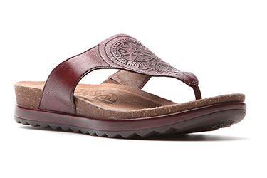 b4eab5d70ded Lightweight cork sandals by Dansko! Priya in wine