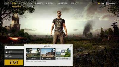 تحميل لعبة ببجي PUBG منصة تجربة Games Video game