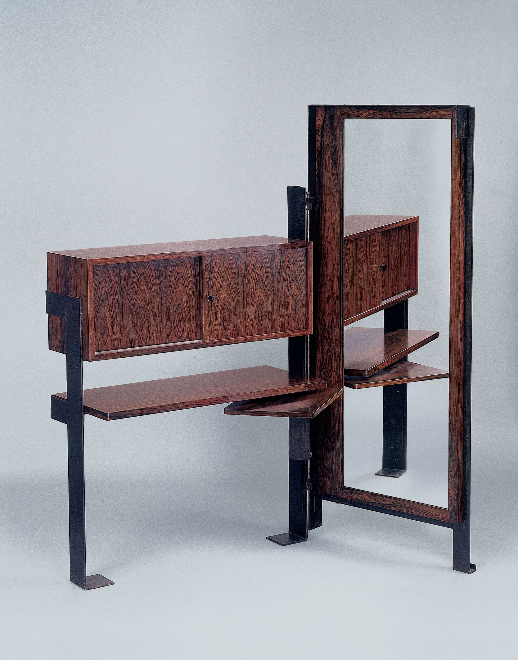 How can modern dressing - Beautiful Pierre Chareau Dressing Table With A Swing Mirror With Dressing Table With Mirror