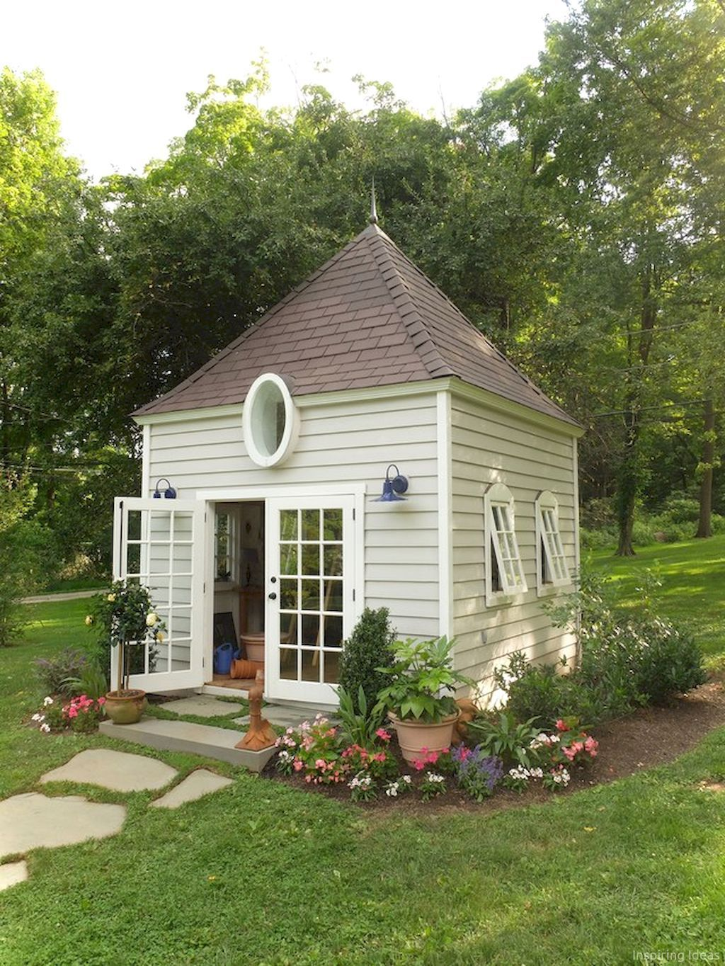 Cool 50 Clever Garden Shed Storage Ideas https://roomaniac.com/50 ...