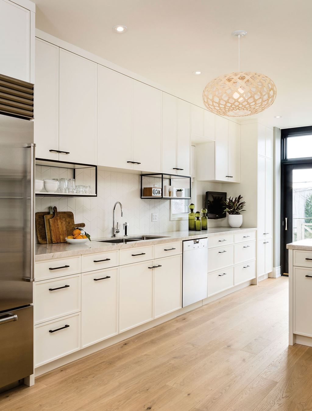 Riverdale Residence | Kitchen Gallery | Sub-Zero & Wolf ...