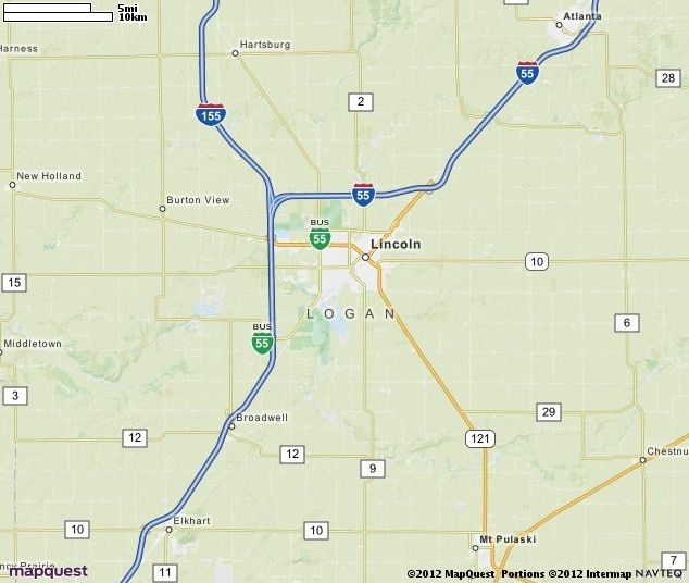 MapQuest Maps - Driving Directions - Map | Books Worth Reading on
