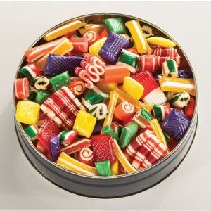 this christmas candy reminds me of my childhood days - Christmas Candy Dishes