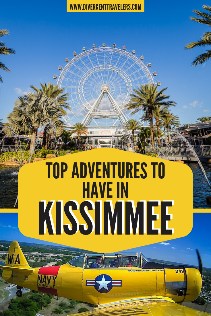 15 FUN Things to do in Kissimmee, Florida Florida