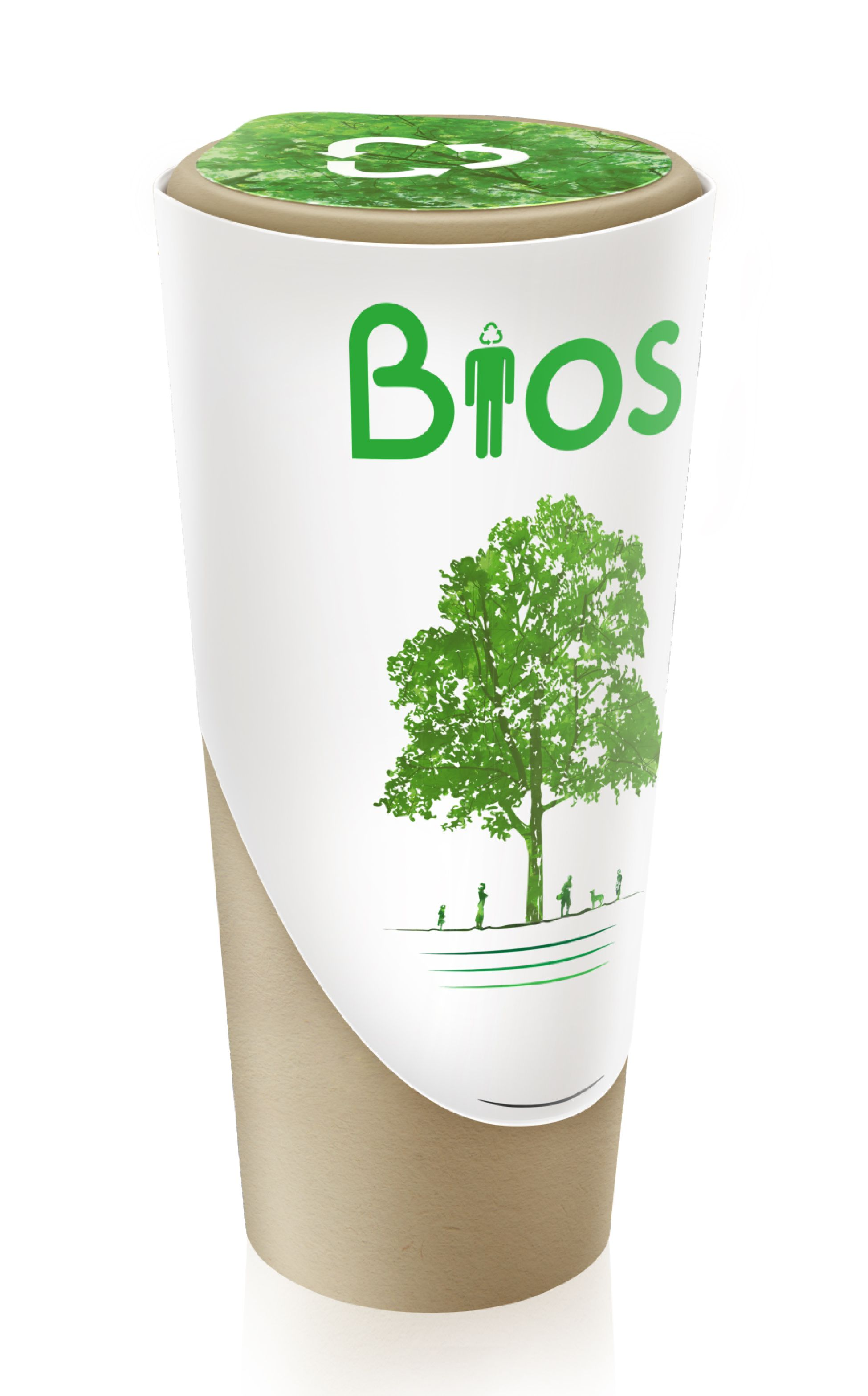 this eco friendly urn