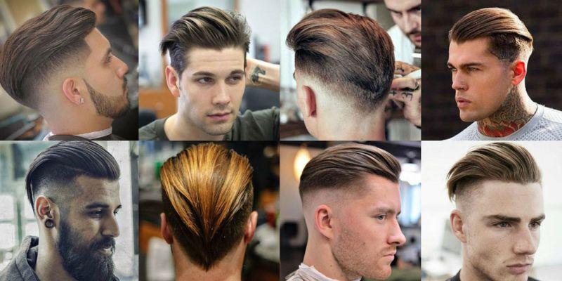 35 Best Slicked Back Hairstyles For Men 2020 Guide In 2020 Slick Hairstyles Slicked Back Hair Long Hair Styles Men