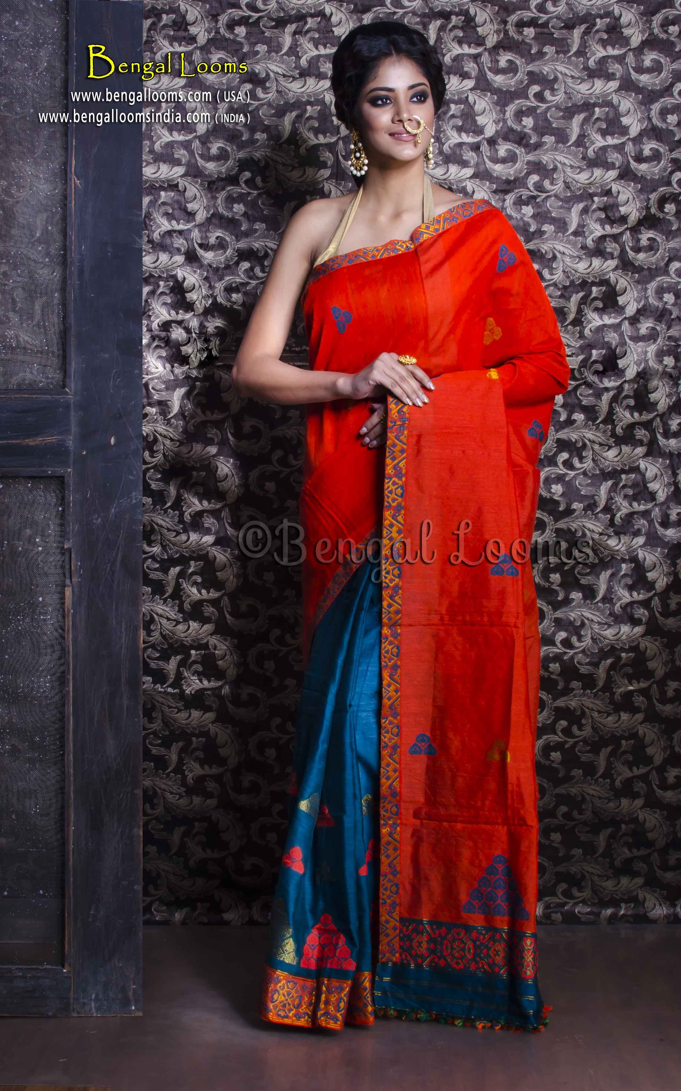 Look - How to mekhla wear chadar video