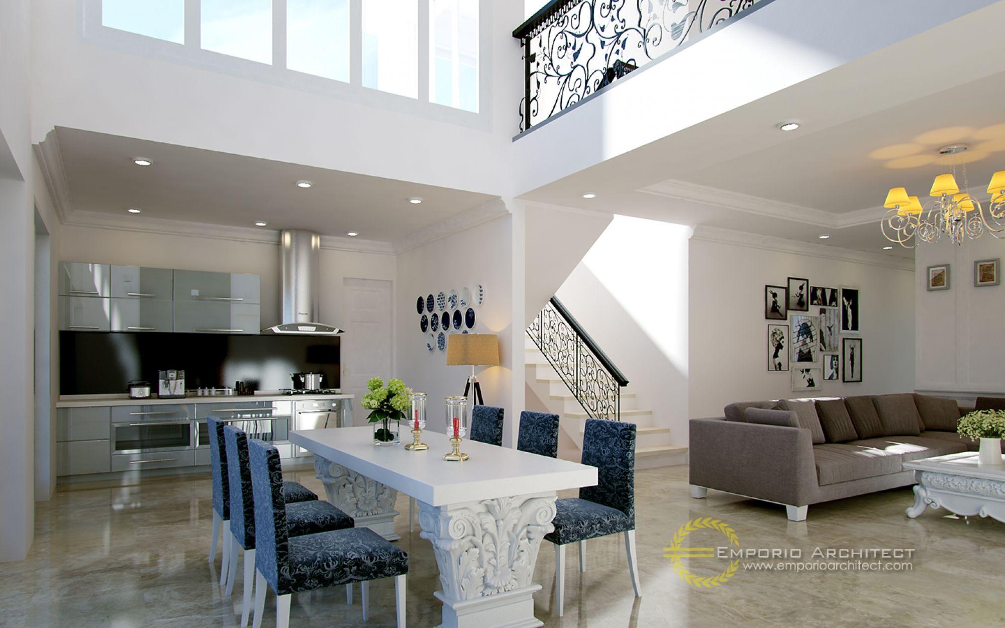 Jasa Desain Interior Rumah - Dining Room #desaininterior #desaininteriorrumah #jasainterior #jasadesaininterior #interiorrumah #jasainteriorrumah #interiorrumahminimalis #interiorrumahmodern