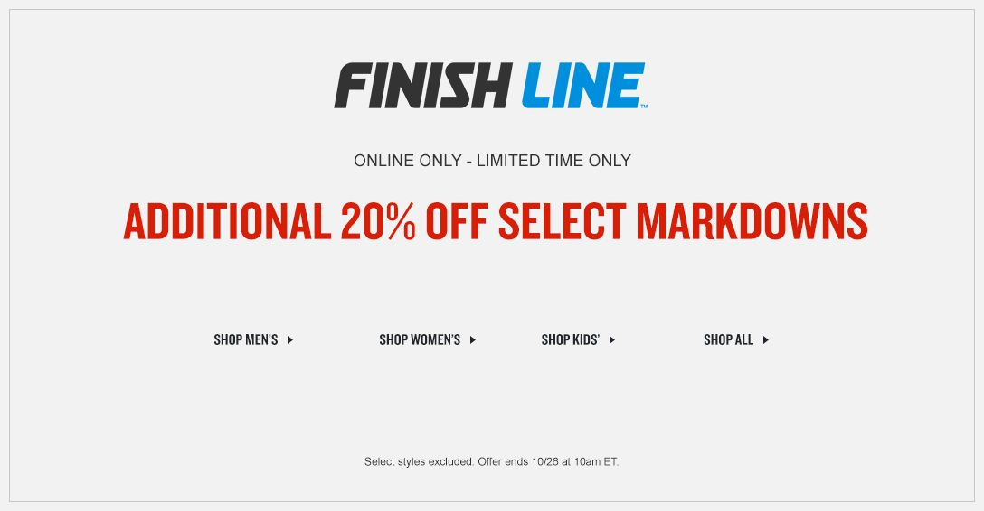 photo regarding Finish Line Printable Coupons 20 Off named Pin as a result of Geoqpons upon GeoQpons Discounts and Price reduction Full line
