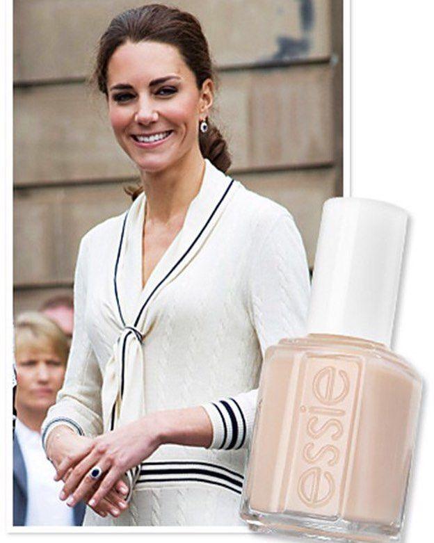 Diesen Essie Nagellack Trug Kate Middleton Bei Ihrer Hochzeit
