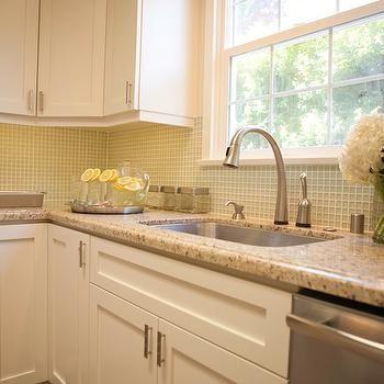 Granite Countertops Kitchen Kitchen White Kitchen Cabinets