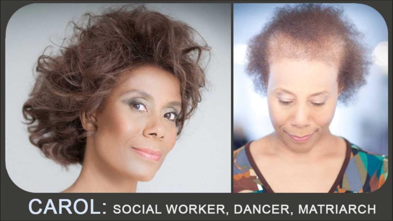 Carol Social Worker Dancer Matriarch Hairstyles For Thin Hair