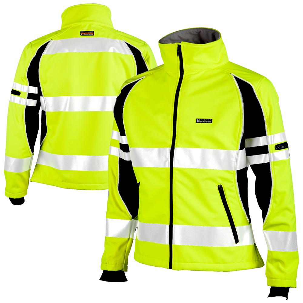 ML Kishigo B300 Enhanced Visibility Premium Jacket Size-L