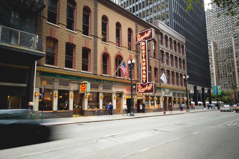 Berghoffexterior_2jpg downtown chicago restaurants